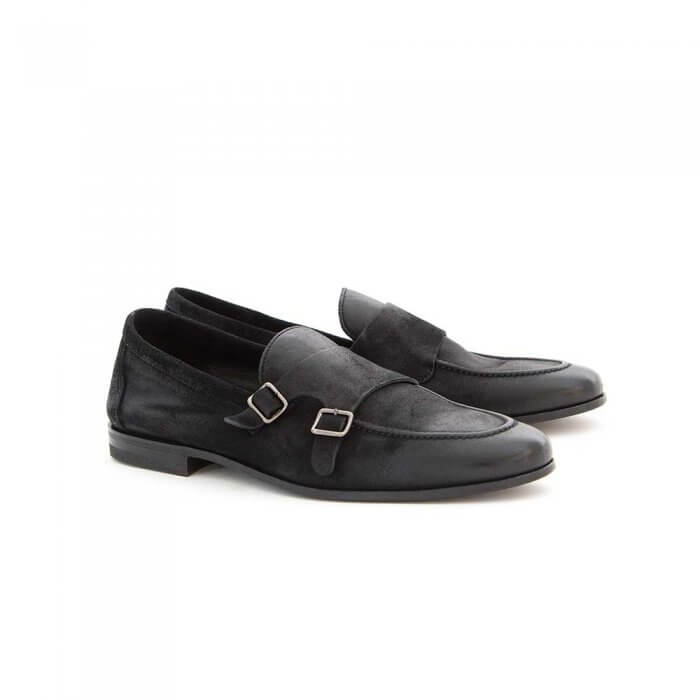 Double Monk Loafer